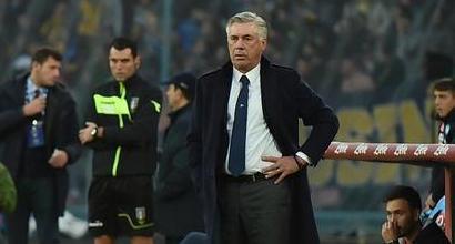 """Napoli, Ancelotti: """"Vittoria meritata, nessun contraccolpo dopo Liverpool"""""""