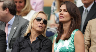 Tennis, caso Navratilova: cacciata dall'associazione pro-Lgbt