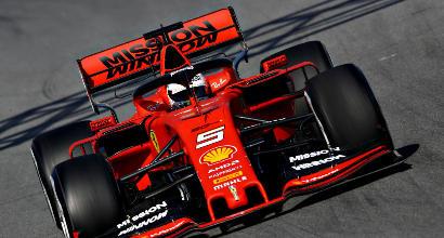 F1 Ferrari, Camilleri: