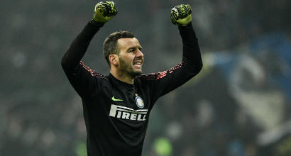 "Inter, Handanovic: ""Uniti si vince"""