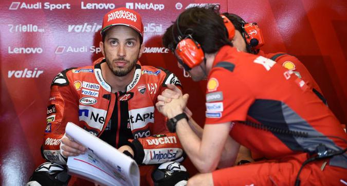 """MotoGP Francia, Dovizioso: """"Siamo nel gruppo, ma non basta"""""""