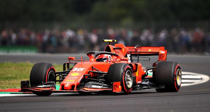 F1, le Ferrari volano in FP3