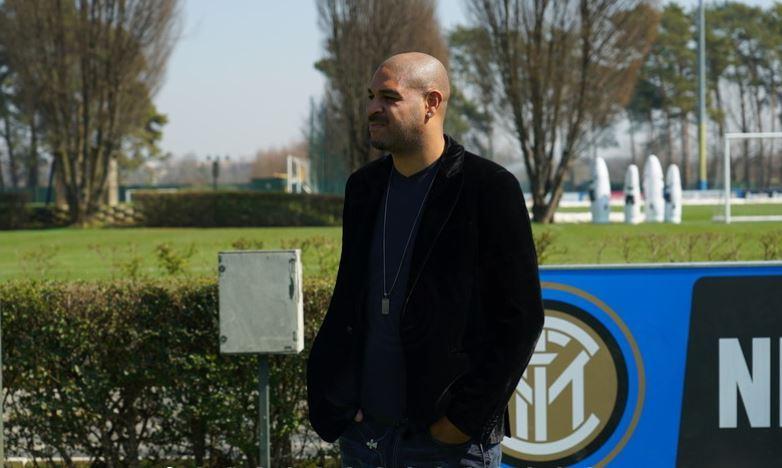 Inter: Adriano in visita ad Appiano