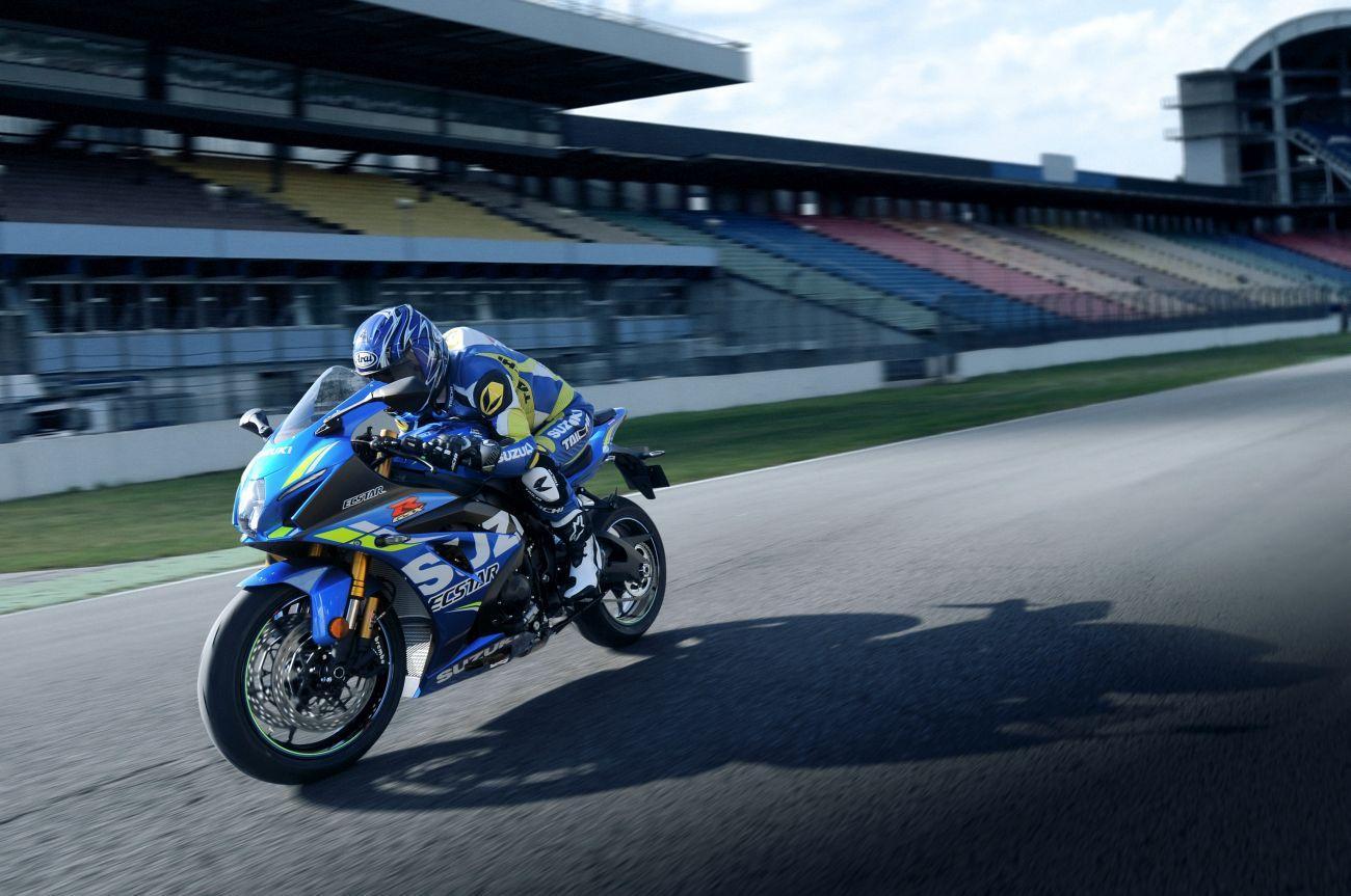 La Suzuki GSX-R 1000 in versione MotoGP