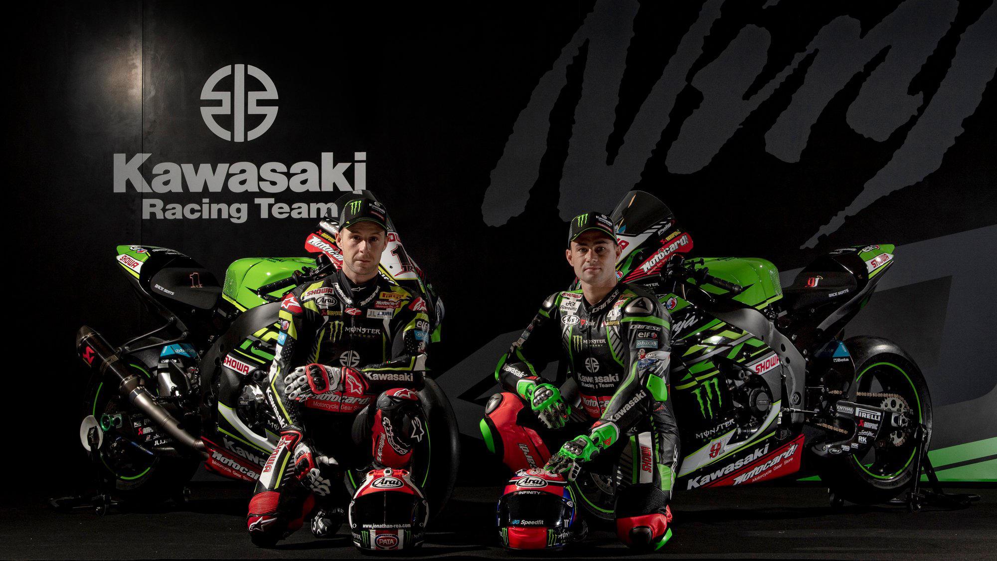 Superbike, ecco la Kawasaki da battere