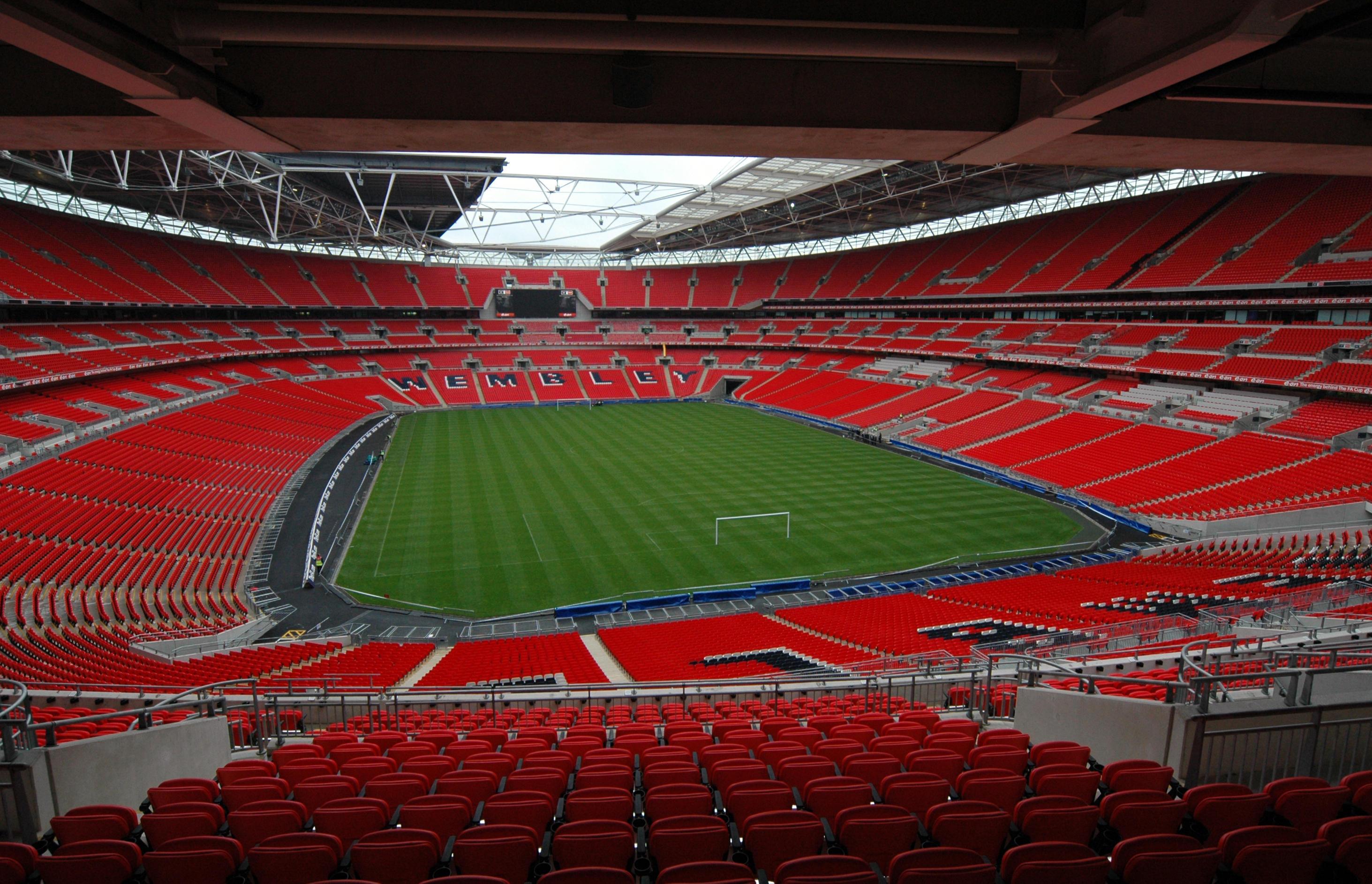 Londra (Inghilterra): Wembley Stadium
