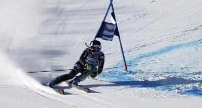 Sci: la Worley vince il Gigante di St. Moritz