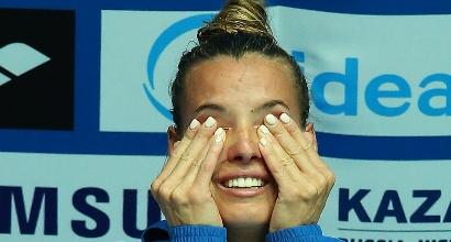 """Tania Cagnotto in finale dai 3 metri: """"Me la gioco"""""""