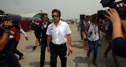 Formula 1: Alonso corre in Cina, forse