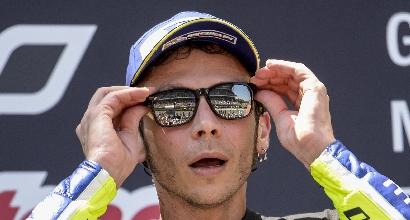 """MotoGP, Rossi: """"Italia-Spagna? Ci è andata male"""""""