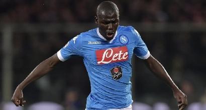 Napoli, continua il pressing di Everton e Chelsea su Koulibaly