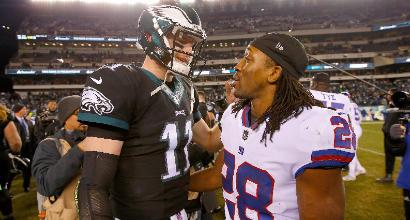 Giants, Eagles (Afp)
