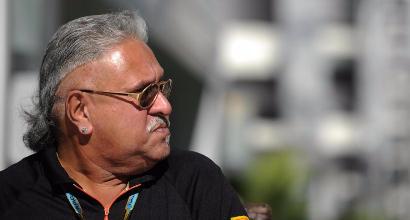 Vijay Mallya, Foto LaPresse