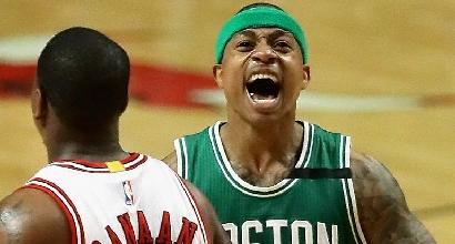 Nba, playoff: Boston completa una rimonta storica