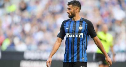 """Inter, Candreva: """"Cerco un altro gol nel derby, ma questa volta per vincere"""""""