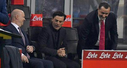 """Montella: """"Fra me e il club è tutto chiaro. Servono solo i 3 punti"""""""