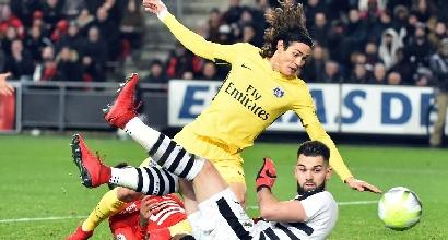 Ligue 1, Psg inarrestabile: poker al Rennes