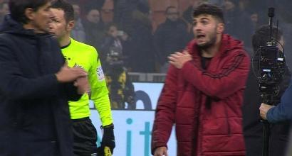 """Serie A, Cutrone rischia due giornate di squalifica. Si difende: """"Sono onesto"""""""