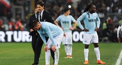 """Lazio, la delusione di Inzaghi: """"Il calcio è spietato, ma ripartiamo"""""""