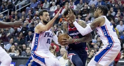 Marco Belinelli ei Philadelphia 76ers: storia di un amore ormai sbocciato