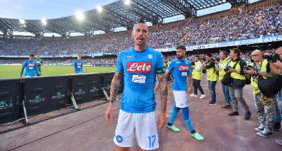 """Napoli, il papà di Hamsik rassicura i tifosi: """"Rispetterà il contratto"""""""