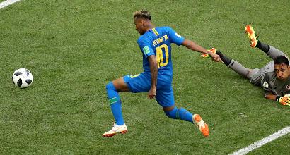 Mondiali 2018, nervi tesi anche nel Brasile: Neymar insulta Thiago Silva