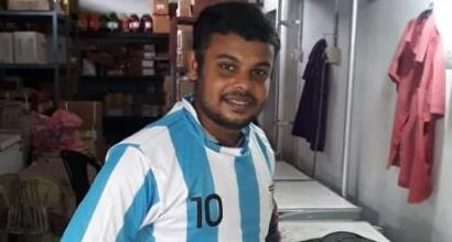 Mondiali Russia: ritrovato il corpo del tifoso indiano suicida dopo il ko di Messi