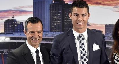 """Cristiano Ronaldo alla Juve, Marotta:""""Sono felice"""""""