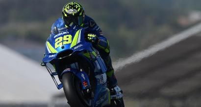 MotoGp di Germania: pole per Marquez. Rossi in difficoltà