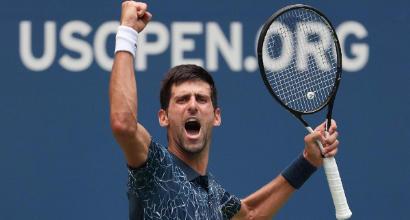 Us Open: avanti Djokovic e Cilic, tutto facile per la Wozniacki