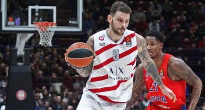 Basket, Eurolega: James in versione MVP, a Milano lo spareggio playoff con l'Olympiacos