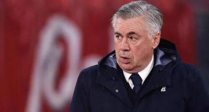 """Napoli, Ancelotti: """"Società sana e investire sui giovani, ecco il nostro piano per vincere"""""""