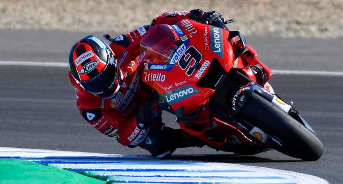 MotoGP, Petrucci vola in FP3