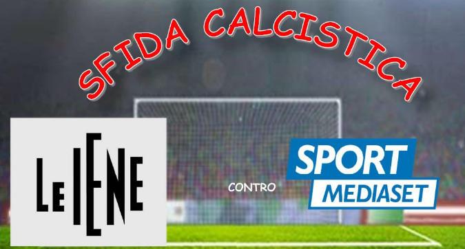 Calcio, a Pozzuolo Martesana amichevole benefica tra Le Iene e Sportmediaset