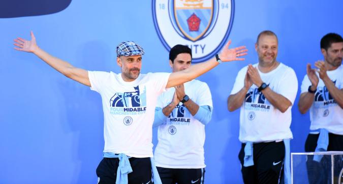 Guardiola, Sarri, Mourinho. Ne resterà solo uno (forse)
