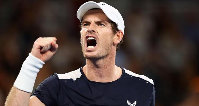 Tennis, Murray torna in campo (in doppio)