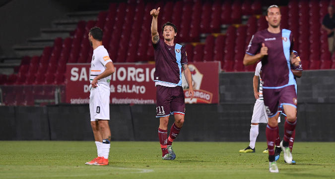 Playout B: vince la Salernitana