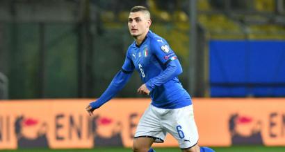 Calcio: Verratti, un vantaggio se Buffon tornasse in azzurro