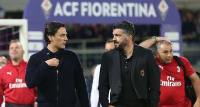 Fiorentina, tripudio al Franchi per Commisso. Rocco abbraccia Firenze