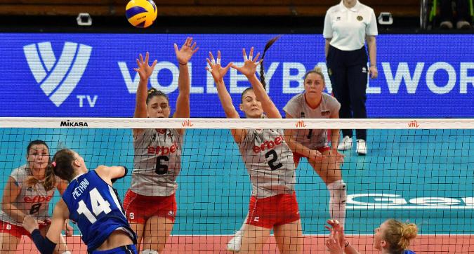 Volley, Nations League: l'Italia schiaccia 3-0 la Bulgaria