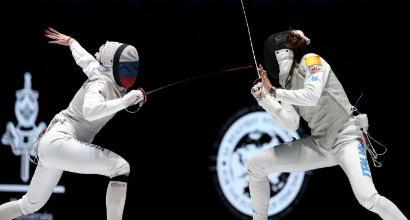 Scherma, Mondiali: Di Francisca ed Errigo medaglia di bronzo nel fioretto