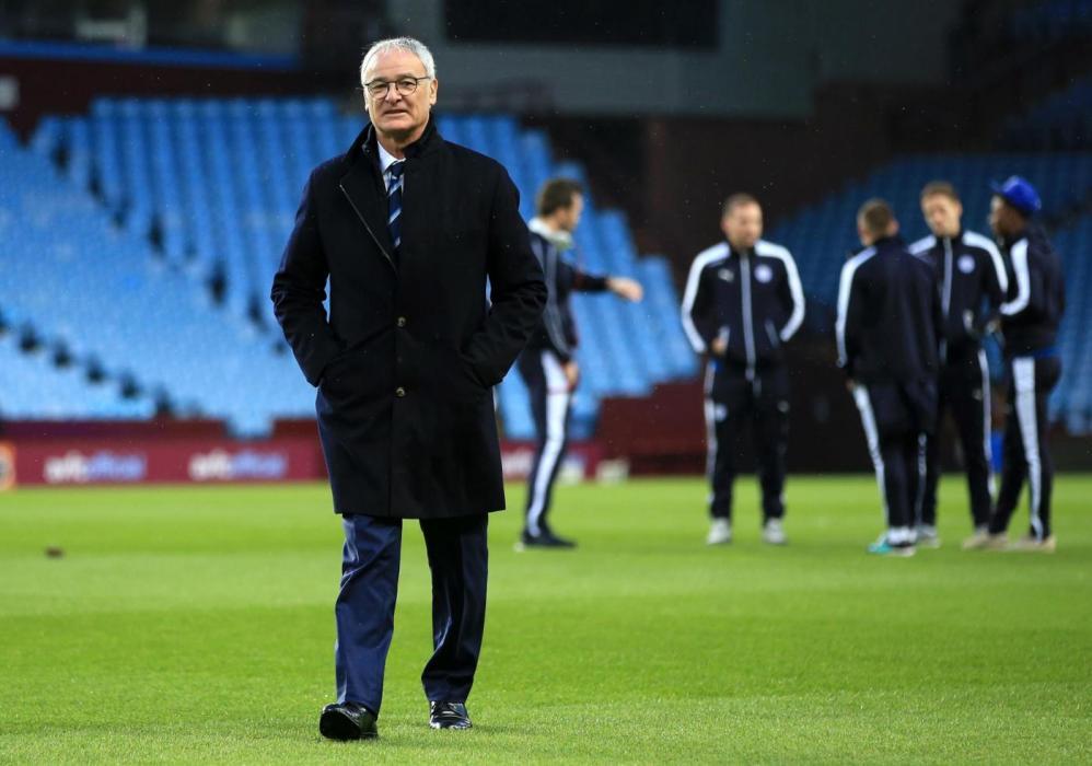 Claudio Re di Inghilterra: la carriera di Ranieri