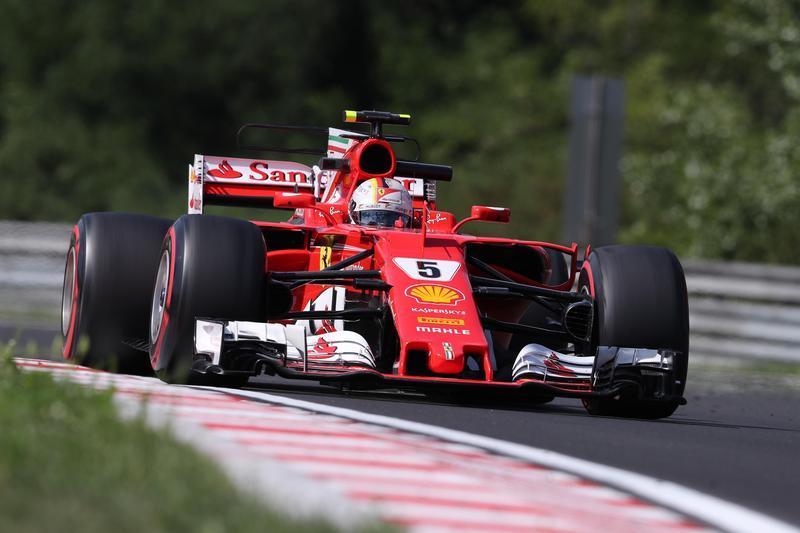F1, Ferrari sempre protagoniste nei test di Budapest