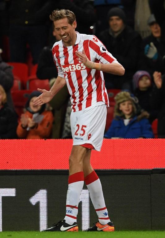 Peter Crouch, 106 gol in Premier League