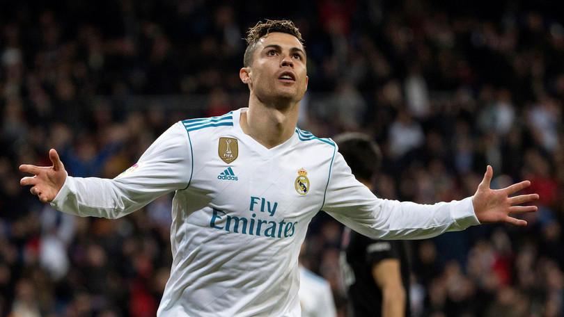 Ronaldo, attaccante, pagato dal Real 94 mln