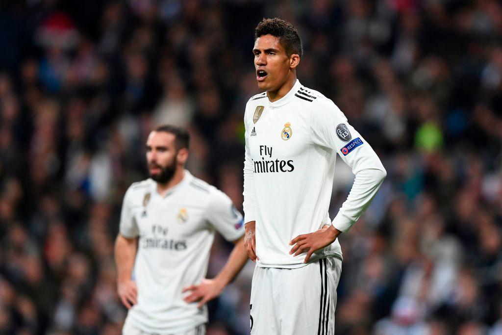 Raphael Varane: ha chiesto la cessione ma Zidane spera di convincerlo a rimanere