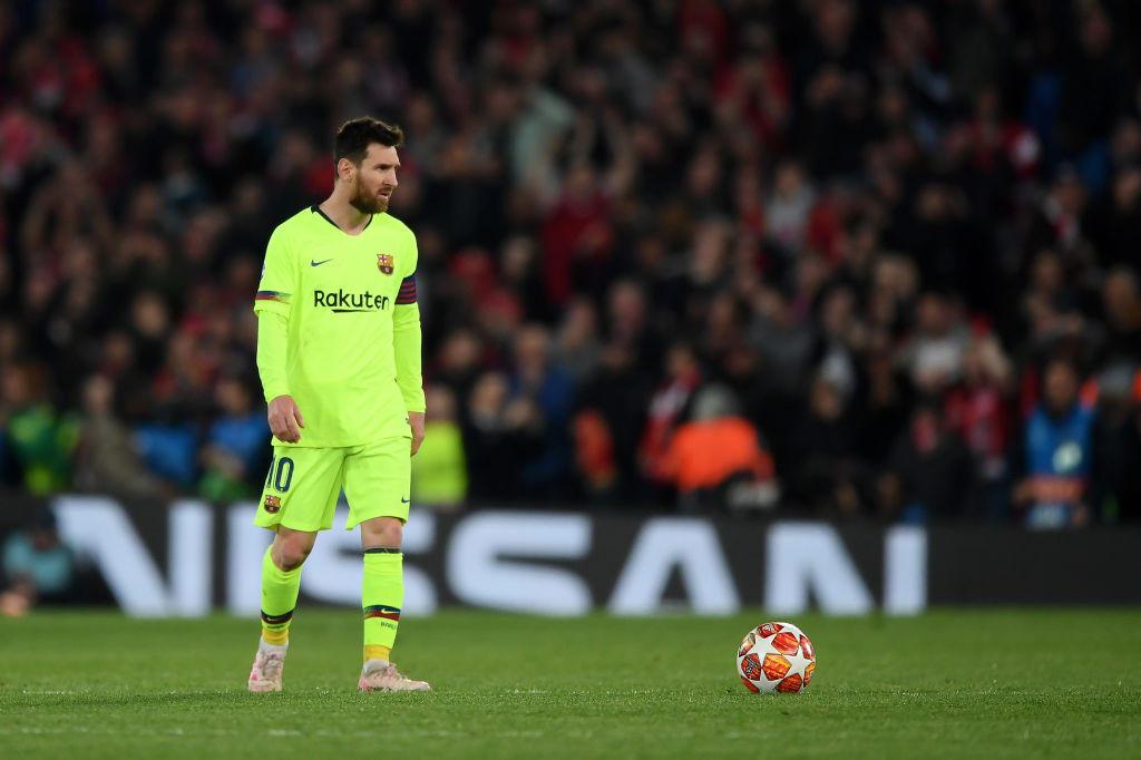 La leggendaria sfida di Anfield tra Liverpool e Barcellona in foto