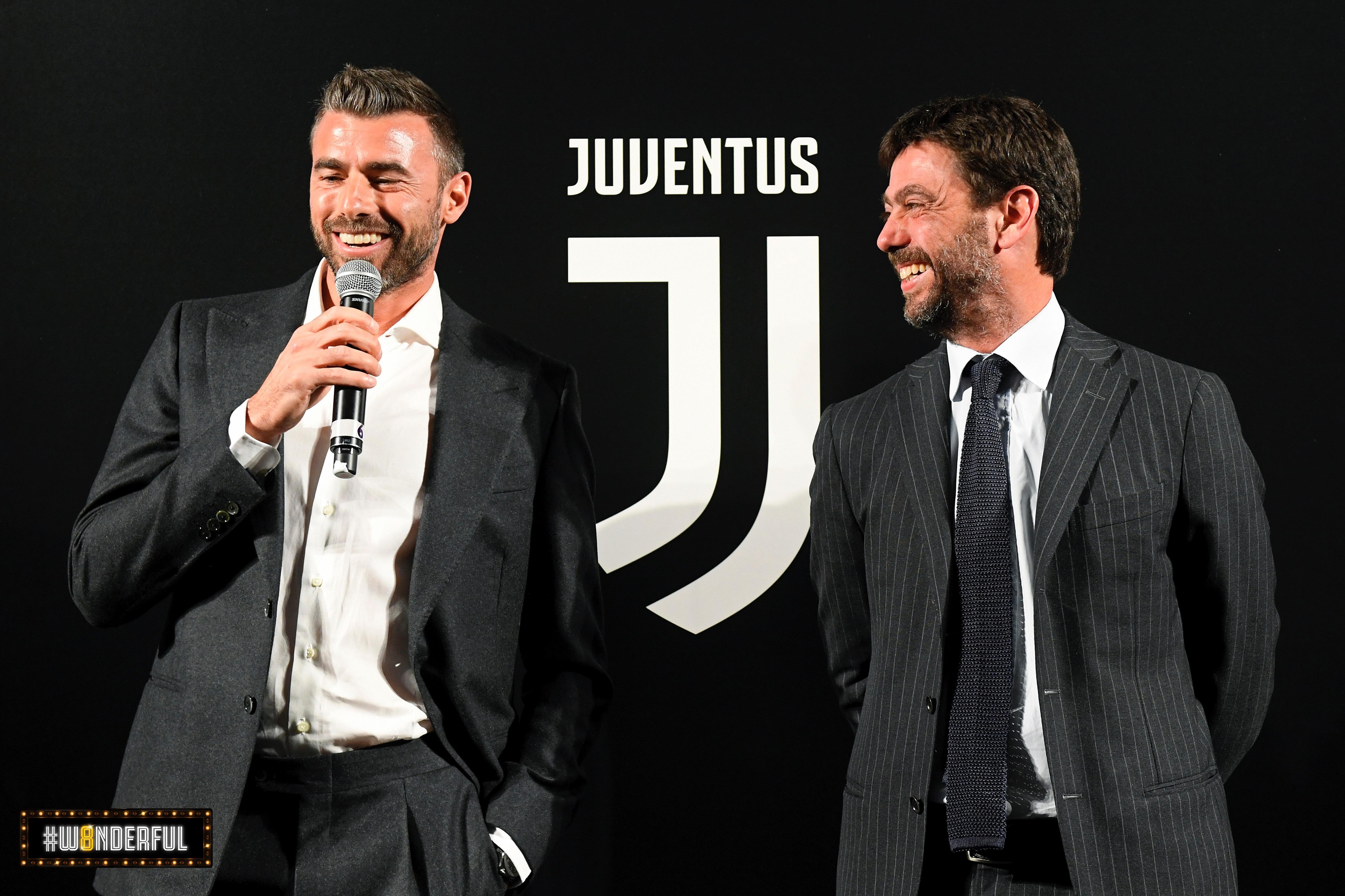 Juve, Agnelli e Barzagli al J1897 Day