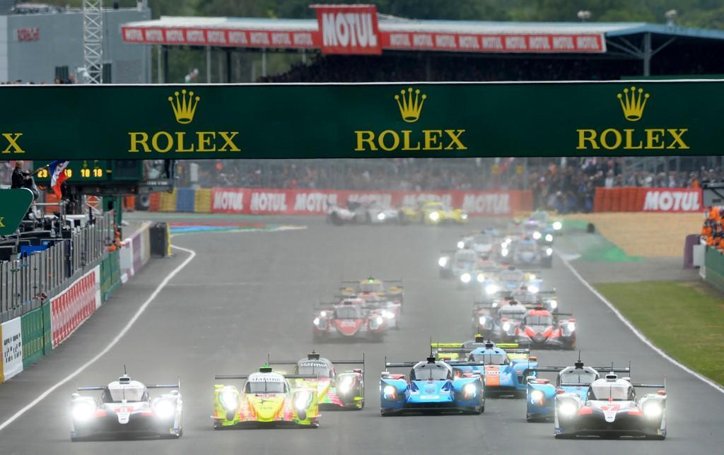 Alonso incoronato alla 24 Ore di Le Mans