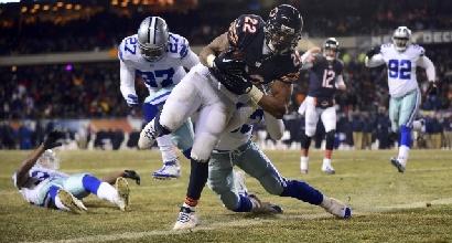 Chicago Bears-Dallas Cowboys, foto Reuters